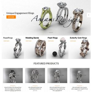 Save with AnjaysDesigns coupon codes and see the 100% positive Anjays Designs reviews!
