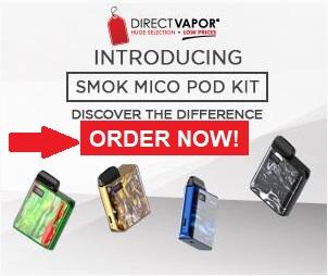 SMOK MICO Ultra-Portable Vape Pod Kit - Deal Universe